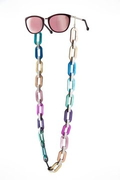 Cadenas para Gafas Rainbow Chain - for Eyeglasses - Rainbow Colors en internet