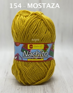 Nachito - 100gr en internet