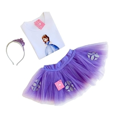 KIT PRINCESA SOFIA MANGA LARGA (copia) - buy online