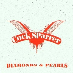 COCK SPARRER - diamonds & pearls - CD