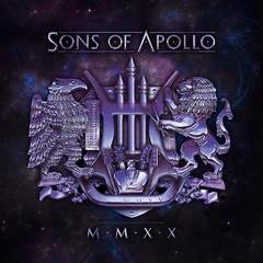 sons of apollo - mmxx - slipcase cd