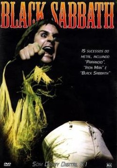 BLACK SABBATH - black sabbath - DVD