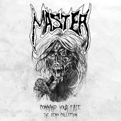 Master ‎– Command Your Fate (The Demo Collection) - Digipack CD ( Importado )