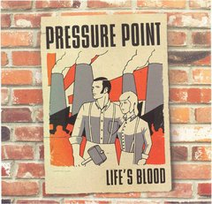 PRESSURE POINT - life´s blood - CD