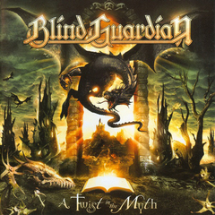 BLIND GUARDIAN - a twist for the myth CD + Fly Single CD