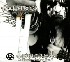 NATTEFROST - terrorist nekronaut part. 1 - CD