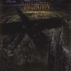 IMMOLATION - unholy cult - CD - Importado!