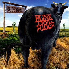 BLINK-182 - dude ranch - CD