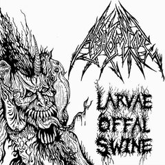 Abhomine ‎– Larvae Offal Swine - Digipack CD ( com Pete Helmkamp do angel corpse )