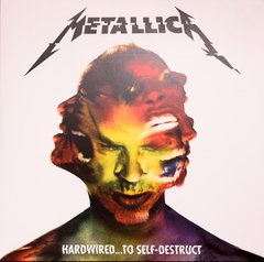 METALLICA - hardwired to self-destruct - Duplo CD