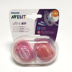 Chupete 6-18 Avent Ultra Air