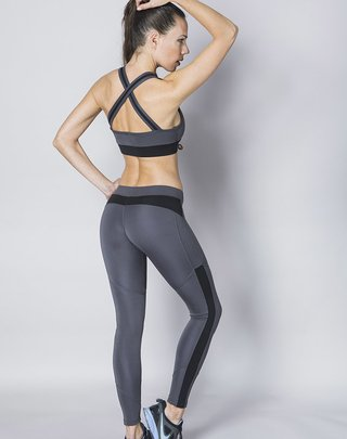 Calza legging supplex - ZOROS