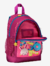 Mochila totto infantil morral candy happy rosa grande en internet