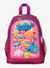 Mochila totto infantil morral candy happy rosa grande