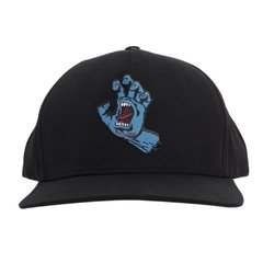 Boné Santa Cruz Screaming Hand Snapback