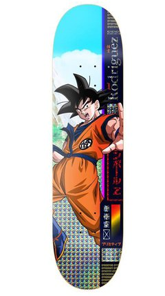 Shape Primitive Dragon Ball Goku Rodriguez 8''