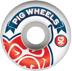 Roda Pig Wheels Banner 52mm