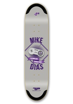 Shape TIp Technology Mike dias 8''