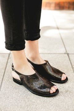 CLEMATIS NEGRO 35 - Camelia Shoes