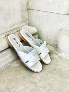 ZAPATO CAPRI BLANCO 36 - Camelia Shoes