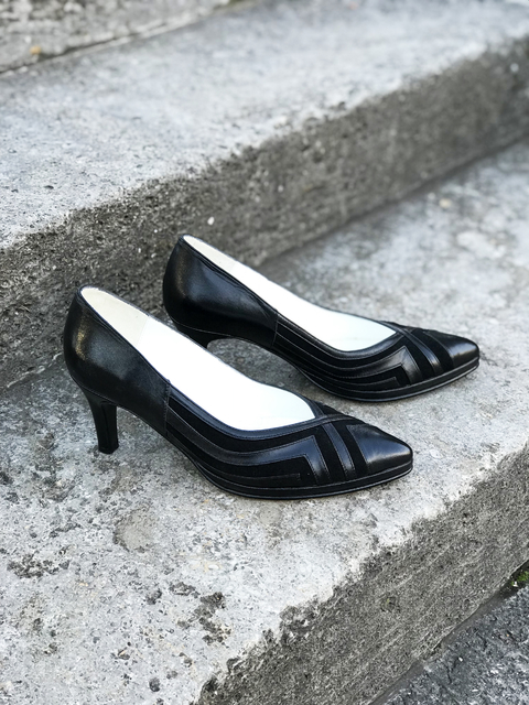 STILETTO ESCALENO 39