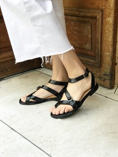 SANDALIA FINI 38 - Camelia Shoes