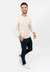 Sweater Base Pique Bastian Beige - Pato Pampa