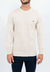 Sweater Base Pique Bastian Beige - comprar online