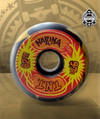 roda old school narina 62mm tnt animal série skateboard
