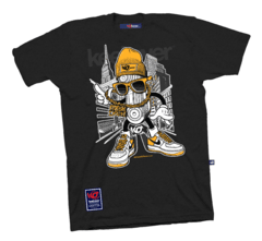 Remera Hombre Manga Corta Regular Fit Keel Over Sneakerboy en internet