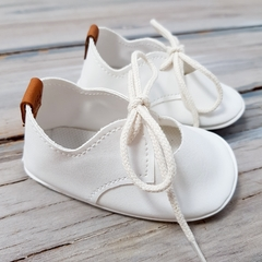 MOCASIN CORDON BLANCO