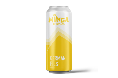 MINGA, GERMAN PILS