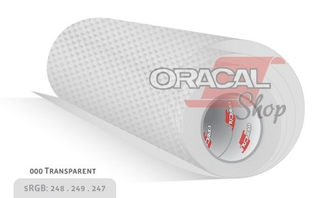 ORACAL 975CA TRANSPARENT 000  Premium Structure Cast