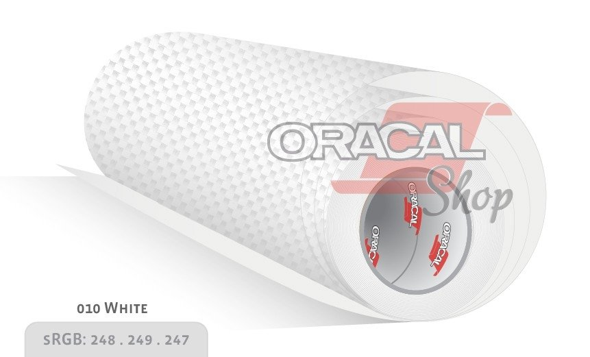 ORACAL 975CA BLANCO 010  Premium Structure Cast