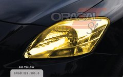 ORACAL SERIE 8300 Trasparenet Cal Yellow 021