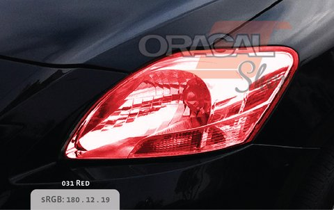 ORACAL SERIE 8300 Red 031