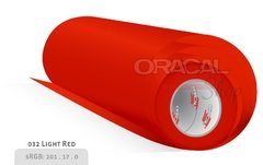ORACAL 641 Light Red 032