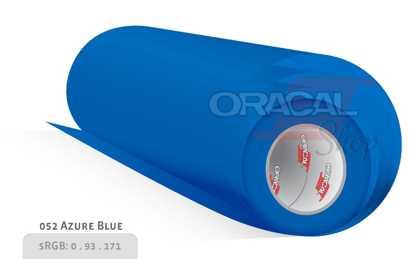 ORACAL 651 Azure blue  052