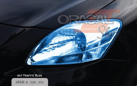 ORACAL SERIE 8300 Traffic Blue 057
