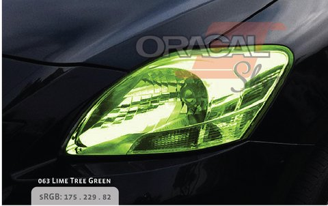 ORACAL SERIE 8300 Lime Tree Green 063