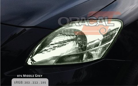 ORACAL SERIE 8300 Middle Grey 074