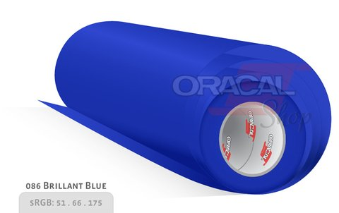 ORACAL 638 Wall Art Brillant Blue 086