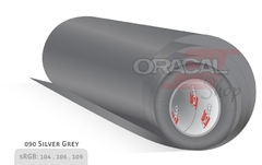 ORACAL 651 Silver grey 090 x 20mts