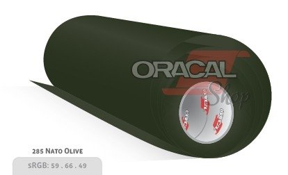 ORACAL 970M NATO OLIVE 285 Premium Wrapping Cast