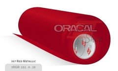 ORACAL 951 367 RED METALLIC Premium Cast