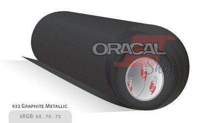 ORACAL 751 GRAPHITE METALLIC 932 High Performance Cast