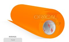ORACAL 6510 Fluorescente fundido Orange (037)