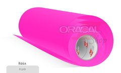 ORACAL 6510 Fluorescente fundido Rosa (046)