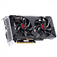 Placa de Vídeo Nvidia Geforce GTX 1660 OC Dual-Fan GDDR5 6GB 192 Bits - Graffiti Séries - PPOC166019206G5