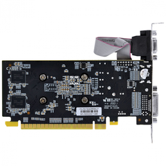 Imagem do Placa de Vídeo Nvidia Geforce GT 730 GDDR5 4GB 64Bits Low Profile com Kit Incluso - PA7304DR564LP